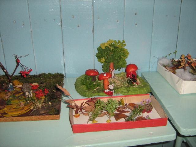 Какую поделку можно сделать из овощей для школьной ярмарки.